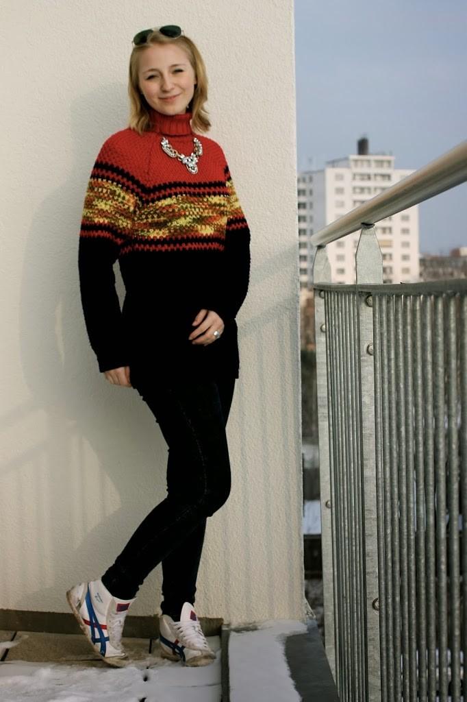 vintage pullover berlin retro bunt