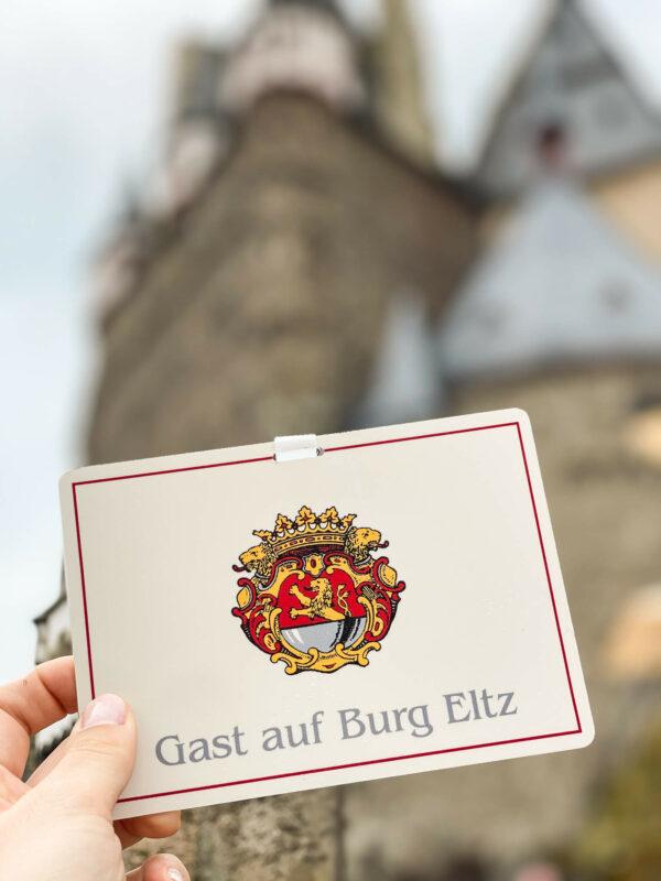 Urlaub in Deutschland Ausflüge Burg Eltz Eintritt